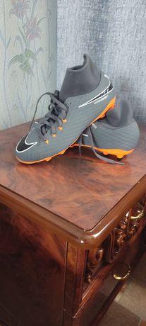 Сороконожки, футзалки оригинал Nike