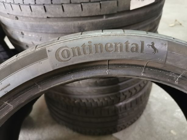 1x Continental SportContact 6, 225/35 r19, 2016