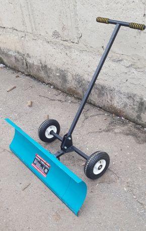 Лопата для снега снегоуборочная лопата отвал для снега Вектор-08