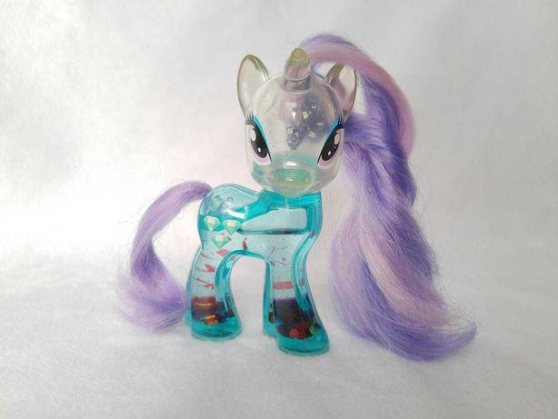 My Little Pony Diamond Mint brokatowy kucyk do czesania konik figurka