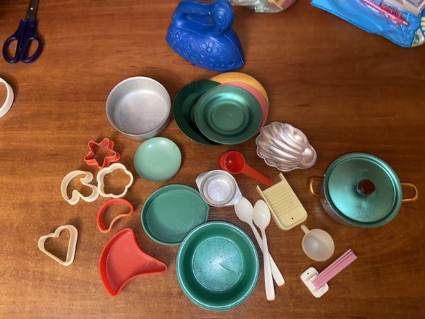 Игрушечная посуда ссср