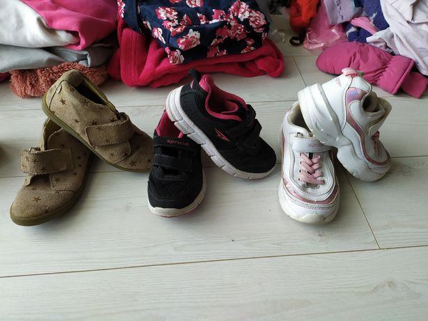 3 pary butów - Mrugała, Sprandi. Rozm. 28