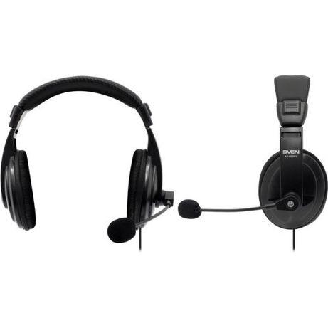 Навушники з мікрофоном SVEN AP-860MV Black (нові)
