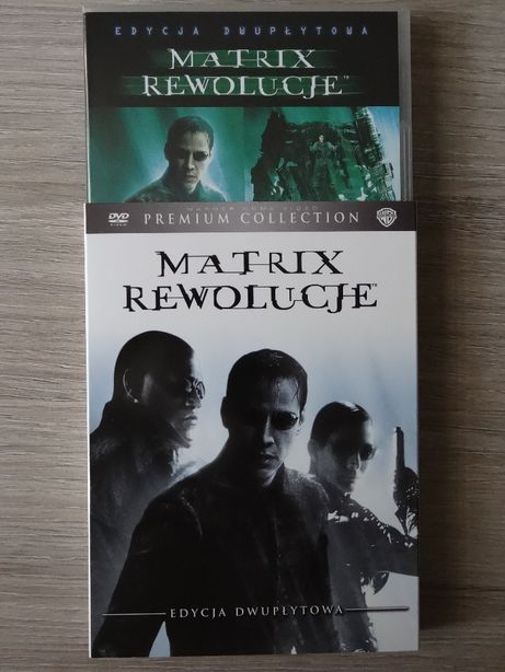 Matrix Rewolucje 2xDVD