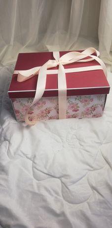 Многоярусеые подарочные коробочки от 500