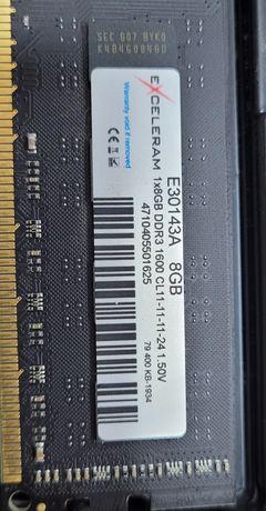 Модуль памяти DDR3 8GB одной планкой