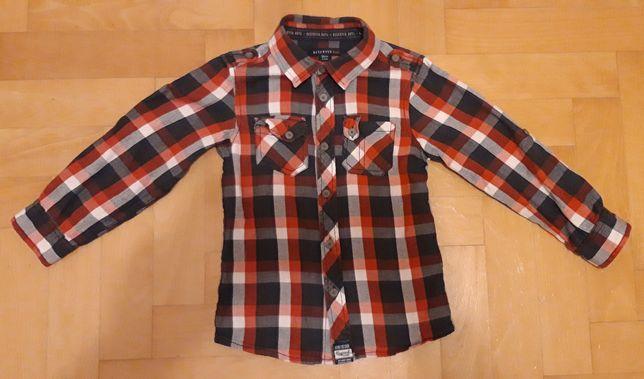 Reserved koszula w kratę 98