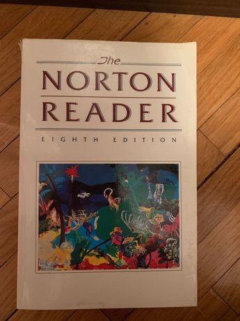 "Книжка англійська «The Norton Reader"""