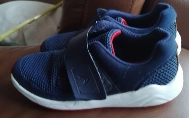 Clarks super komfortowe buty na rzep 30