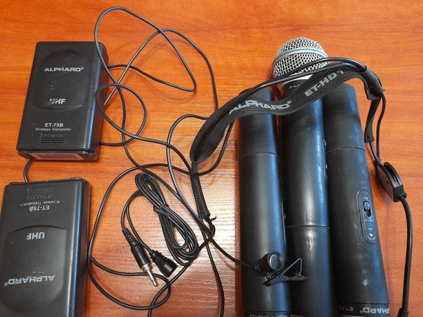 Mikrofony Alphard