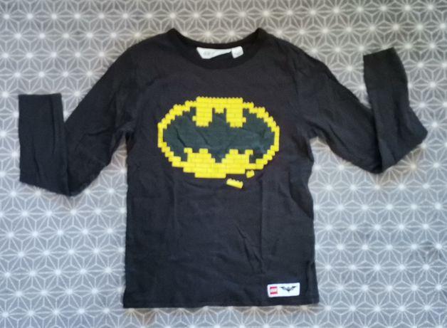 Super koszulka longsleeve H&M lego batman bluzka długi rękaw bluza