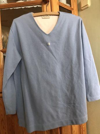 akrylowa bluzka sweter