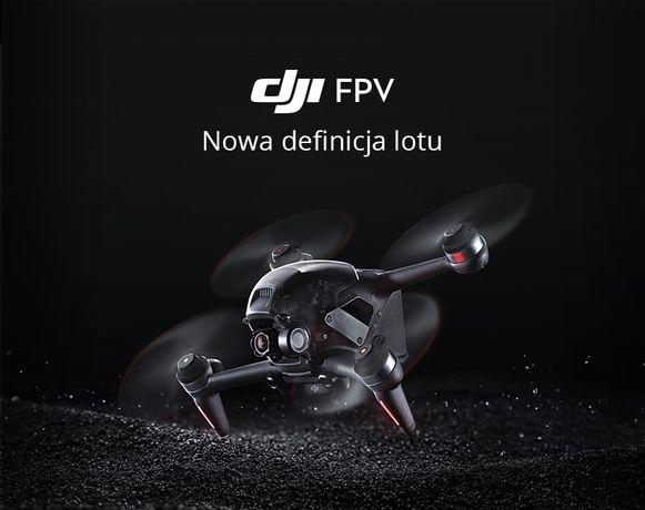 Dji FPV Combo. Dron FPV. DJI Trukszyn. Zapyaj o rabat.