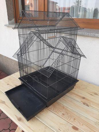 Klatka dla Ptaków  klatka dla papugi Montana Fajny model
