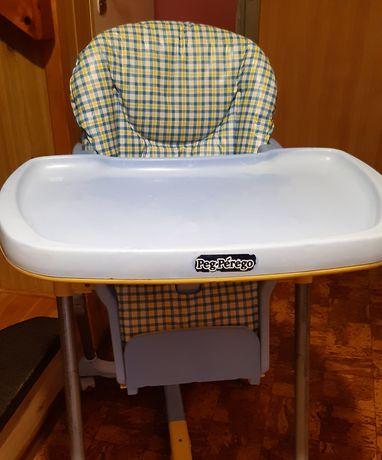 Krzesełko do karmienia Peg-Perego