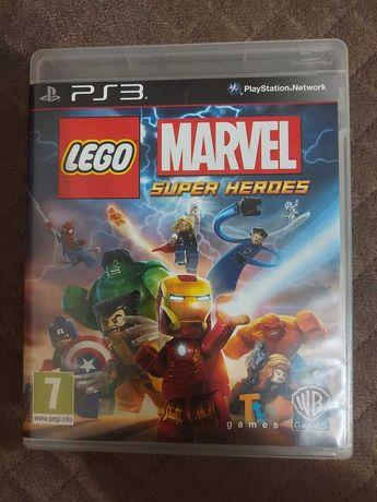 LEGO Marvel Super heroes gra na PS3