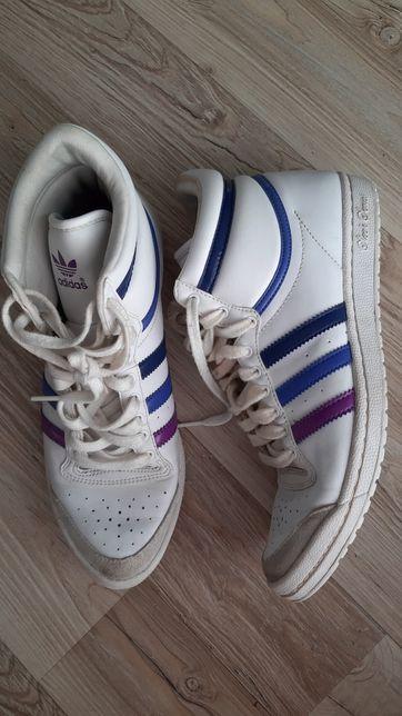 ADIDAS białe buty sportowe