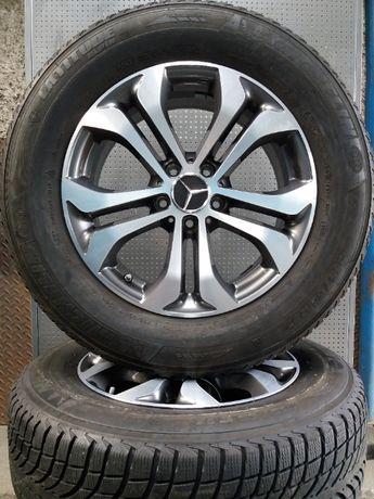 "Koła aluminiowe 17""cali Mercedes GLC Audi Volkswagen zimowe"