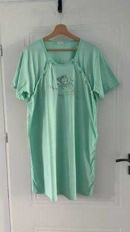 Koszula nocna do karmienia, ciążowa, do porodu rozmiar XL