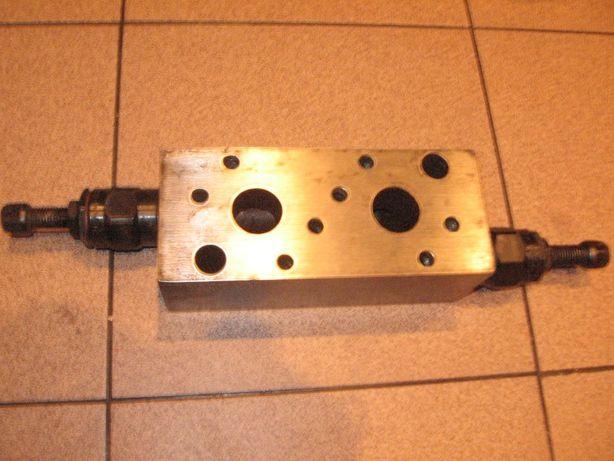 Гидроклапан 520.16.10 А (У 462.817.1) в клапанных коробках.