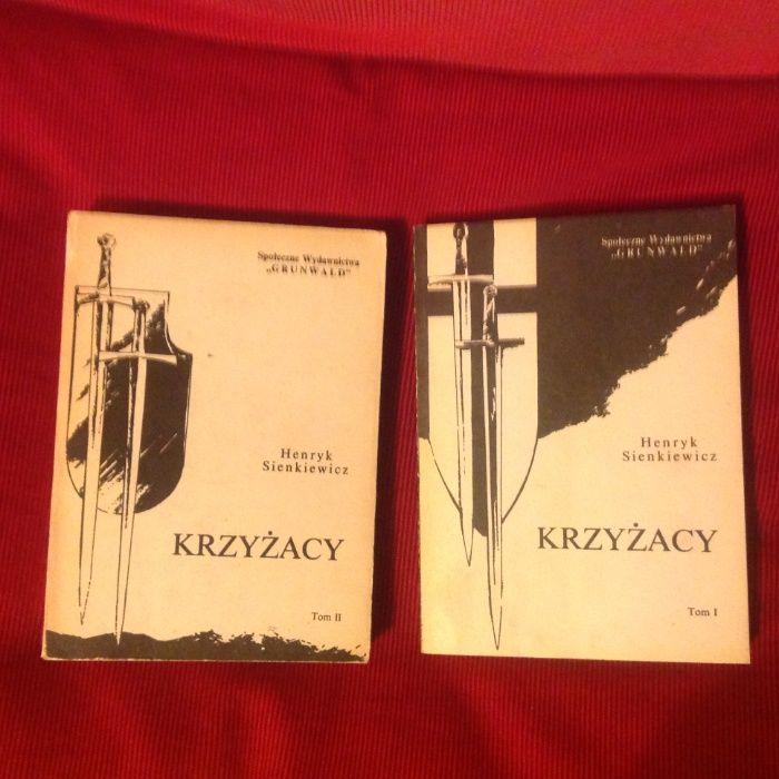 """""""Krzyżacy"""" Henryk Sienkiewicz Warszawa - image 1"""