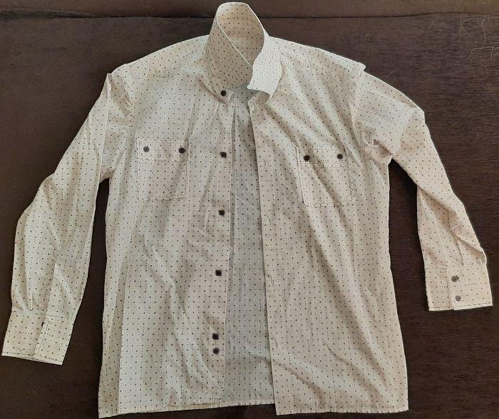 Рубашка времен ссср новая Запорожье - изображение 1