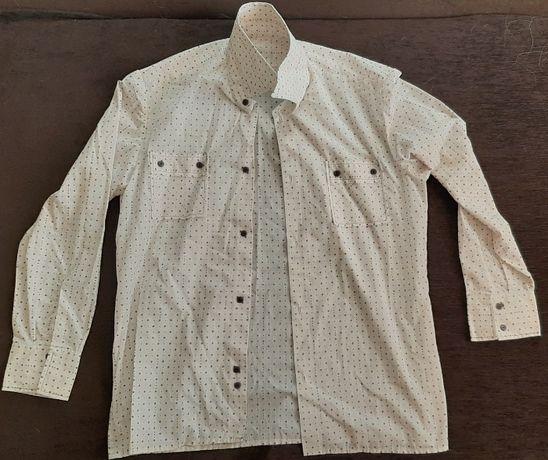 Рубашка времен ссср новая