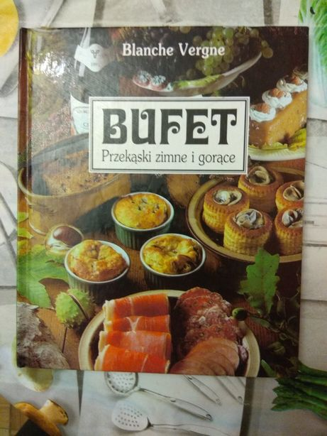Bufet przekąski zimne i gorące Blanche Vergne