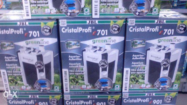 Filtro para aquário JBL e701 white edition novo
