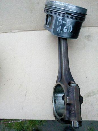 Korbowód 058B Tłok VW Passat B5, Audi A4 B5, Bora, Golf