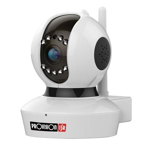 Câmaras de Vigilância IP Wifi Provision PT 737E (9 Unidades)