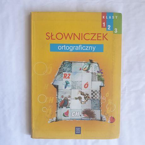 Słownik ortograficzny dla dzieci