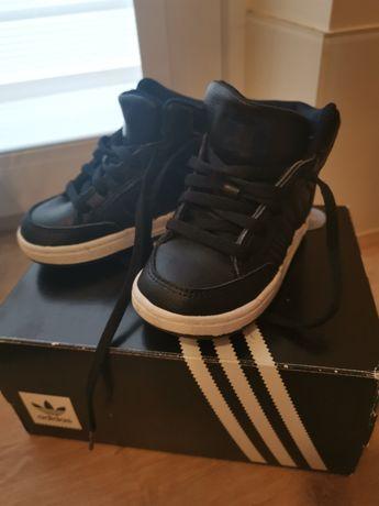 Buciki buty na wiosnę adidas 22