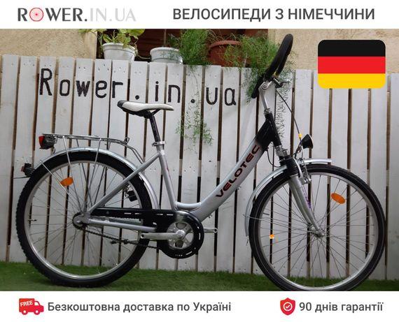 Алюмінієвий велосипед бу Velotec Alu 26 D17 / Велосипеды дорожные
