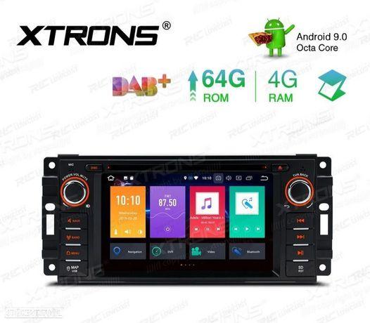 "AUTO RADIO GPS ECRA TACTIL 6.2"" JEEP / DODGE / CHRYSLER"