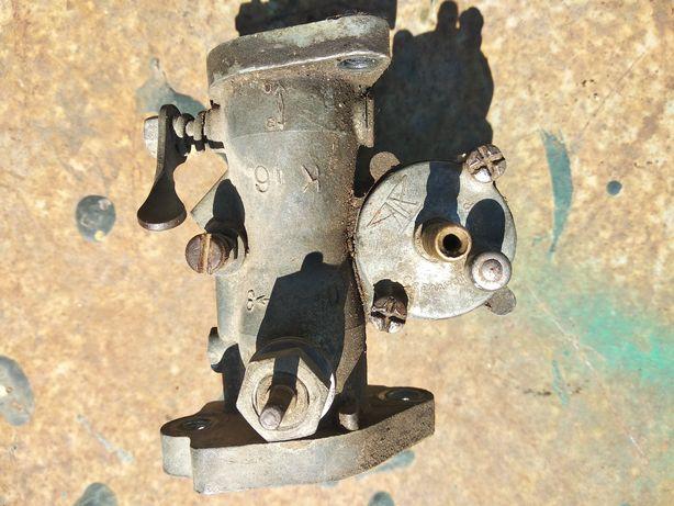 Карбюратор К16 і колектор впуск випуск 2в1 на мотоблок, мінітрактор