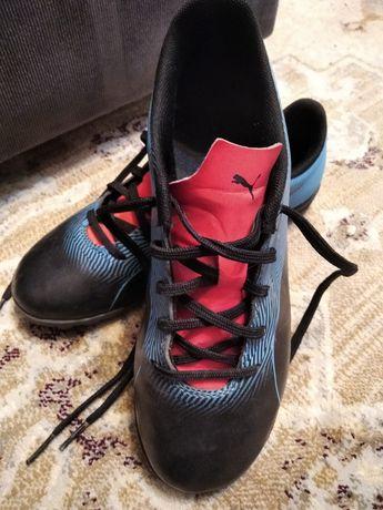 Buty do piłki nożnej puma r. 37