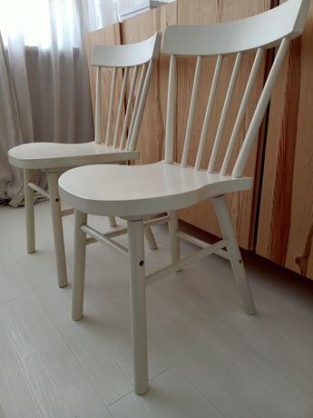 Krzesło Ikea NORRARYD drewniane patyczak