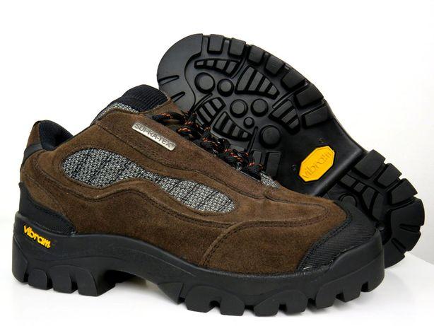 BERGSON Vibram WODOODPORNE buty trekkingowe 38 -50%