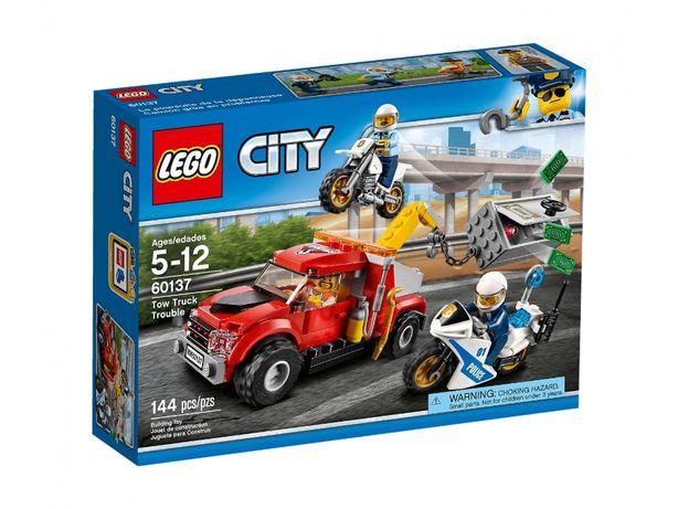Zestaw Lego 60137 Eskorta Policji