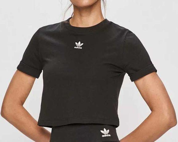 Koszulka Adidas S, L crop top