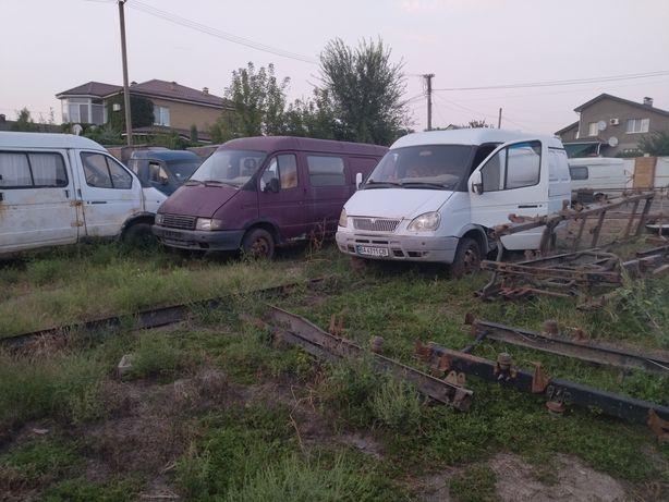 Разборка газель Волга соболь