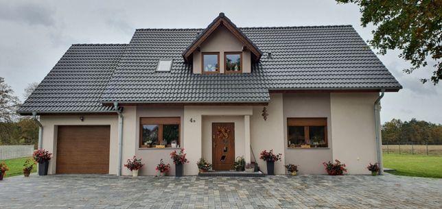 Dom 150m2+garaż100m2 duża działka