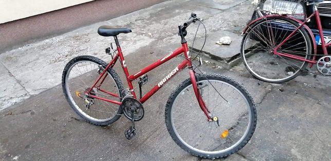 rower czerwony górski