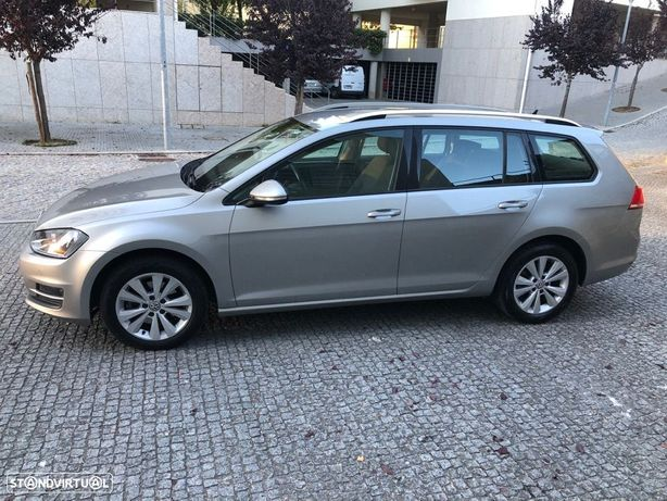VW Golf Variant 1.6 TDi GPS Edition DSG