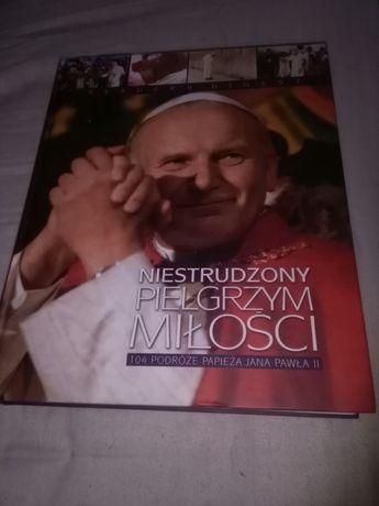 Ksiazka album Niestrudzony Pielgrzym Milosci