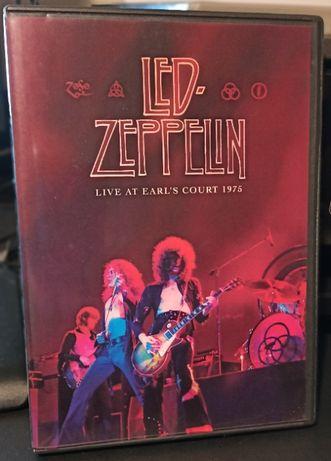 LED- ZEPPELIN live at earls court 1975 Vol1, Vol2