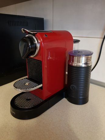 Krups - ekspres nespresso. Super stan