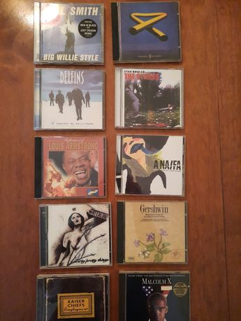 VENDO DIVERSOS CD'S - Musica pop, rock,  indie
