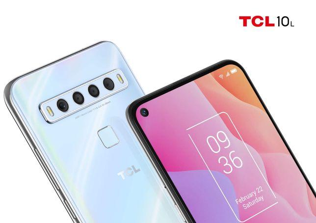 Telemóvel Tcl10L como novo